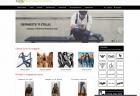 Website for Alex Collezioni
