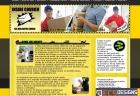 Website for Inside Courier