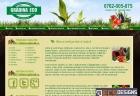 Website for Gradina Eco
