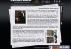 Website for Avocat Brasov