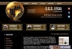 Website for EGS Legal