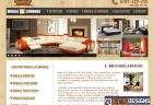 Website for Mobila la comanda