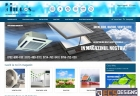 Website for Hidros Romania