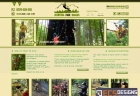 Website for Aventura Parc Dragus