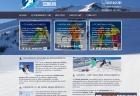 Website for Ski rental center