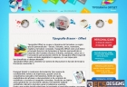 Website for Tipografie Brasov