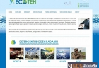 Website for Eco Teh