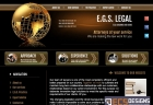 Website for EGS Legal