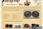Website for Vintage Point