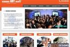 Website Academic Art Events