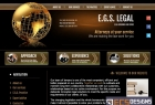 Website EGS Legal