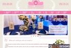 Website Happy Wedding