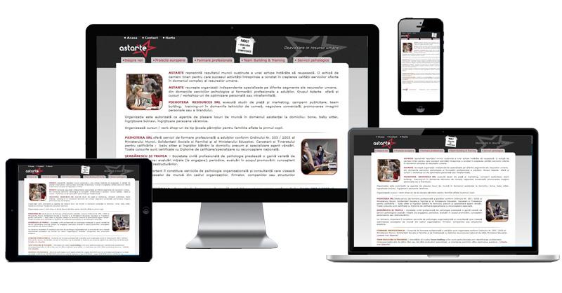 Website Astarte