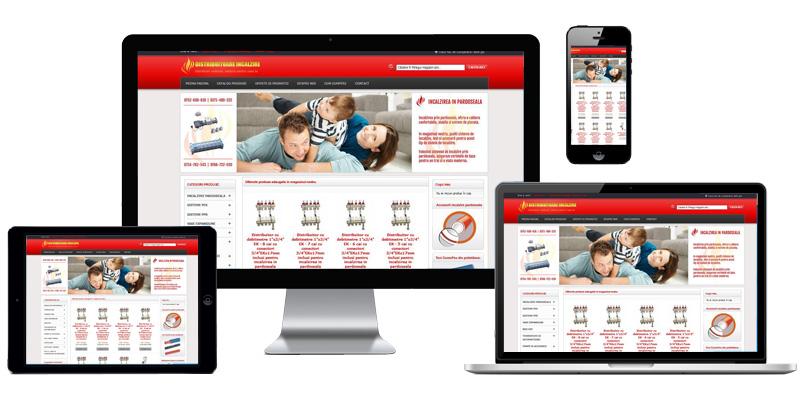 Website Distribuitoare Incalzire