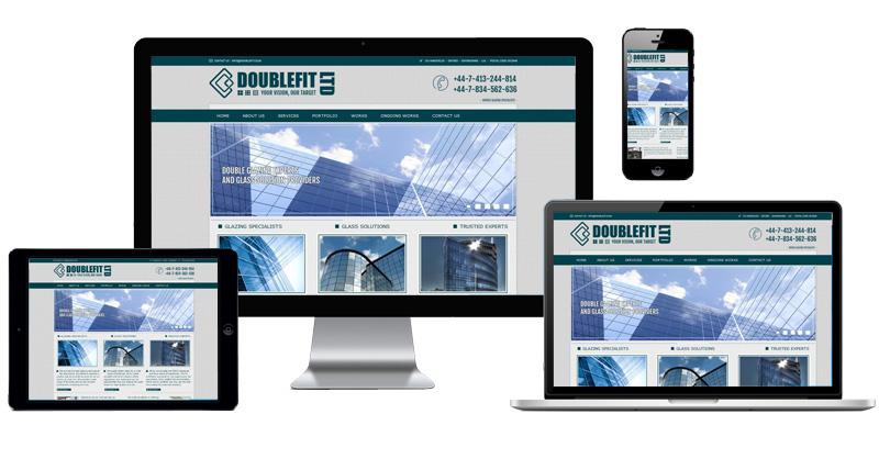 Doublefit website
