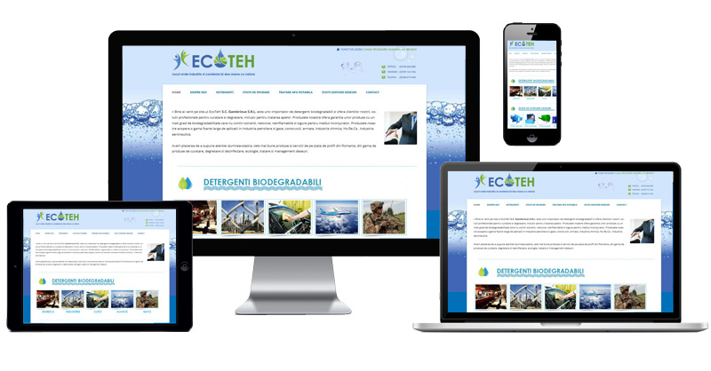 Website Eco Teh