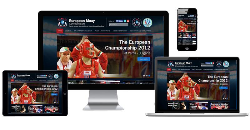 Website E.M.C.