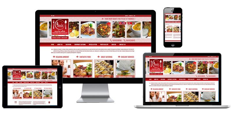 Site prezentare Fwanees