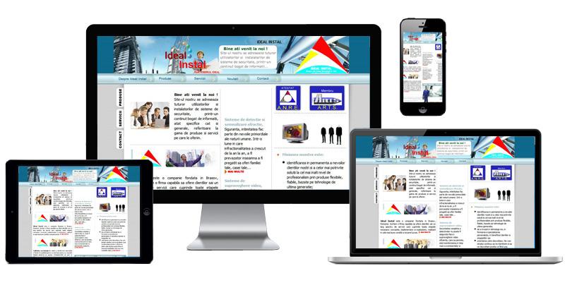 Website Ideal Instal