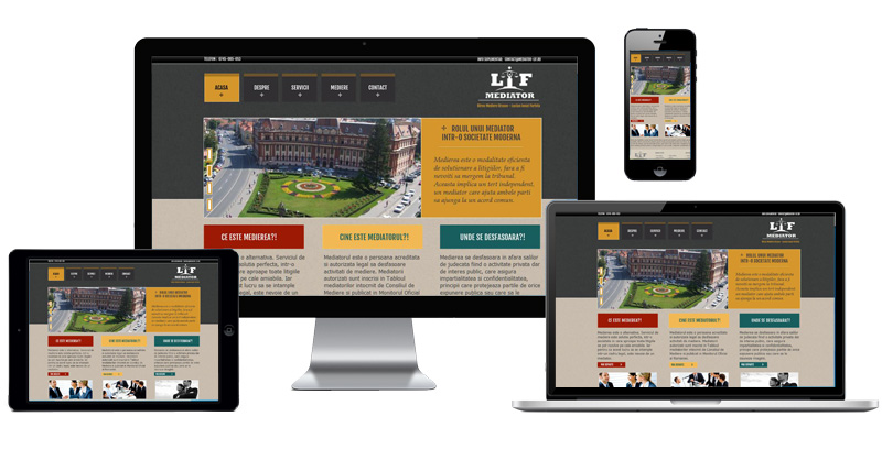 Site Mediator L.I.F.