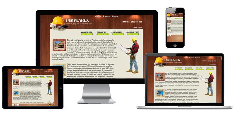 Website Tamplarex
