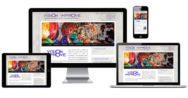 Website Vision Improve